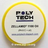 میلگرد پلی آمید روغنی Zellamid با قطر 160 میلی متر